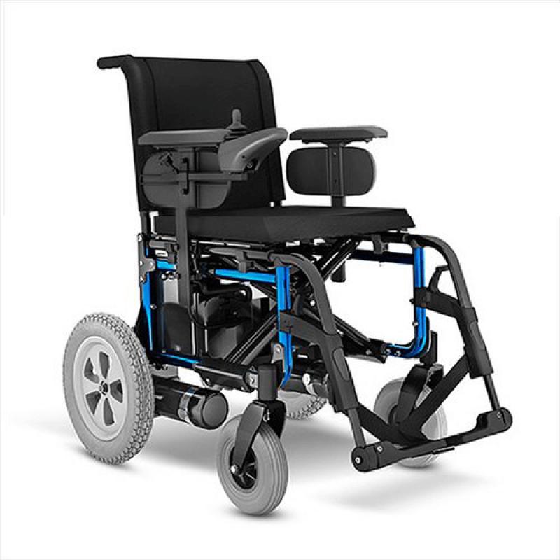 tipos cadeira de rodas motorizada