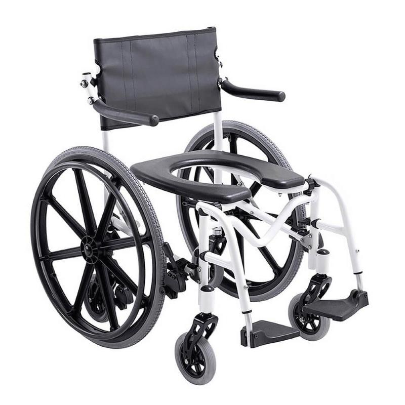 tipos de cadeira de rodas banho